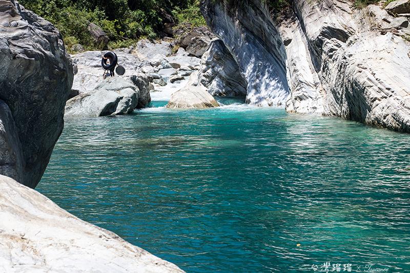 【花蓮】 慕谷慕魚 為了美景走再遠都值得,夏天趕快來慕谷慕魚玩水哦
