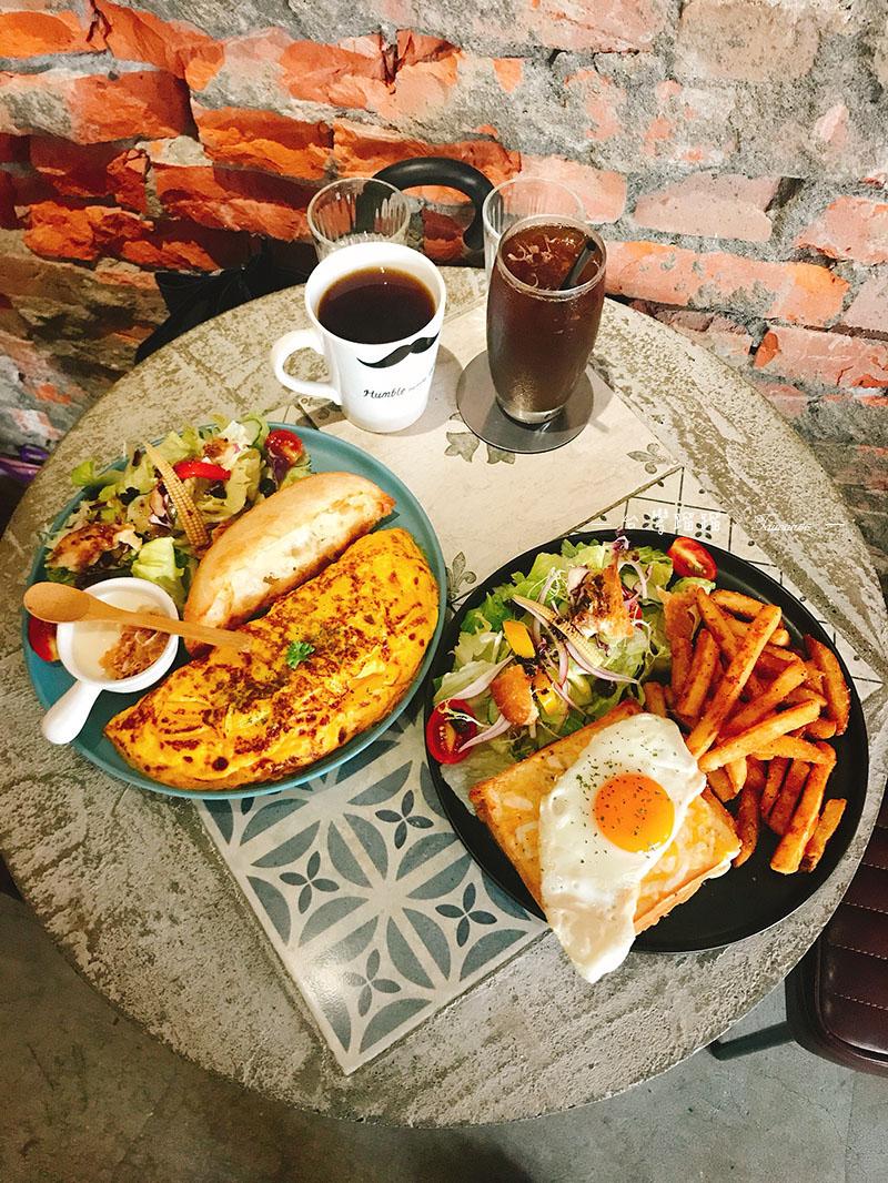 高雄 humble beginnings café 從天母來的超美早午餐 亨寶咖啡
