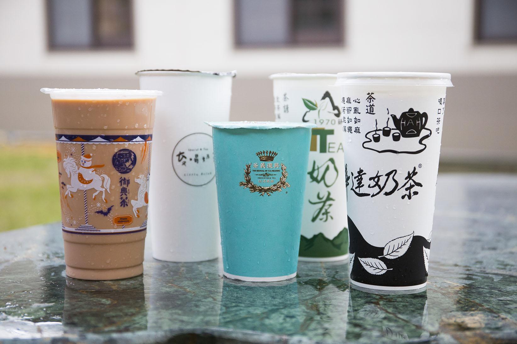 照過來~終極盲測之誰才是高雄鹽埕人氣奶茶店中最好喝的一間!