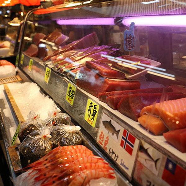 【屏東|東港華僑市場】千元有找的平民美食!原來這就久違的海味!!