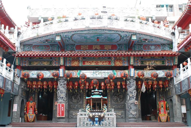 斗六太平老街