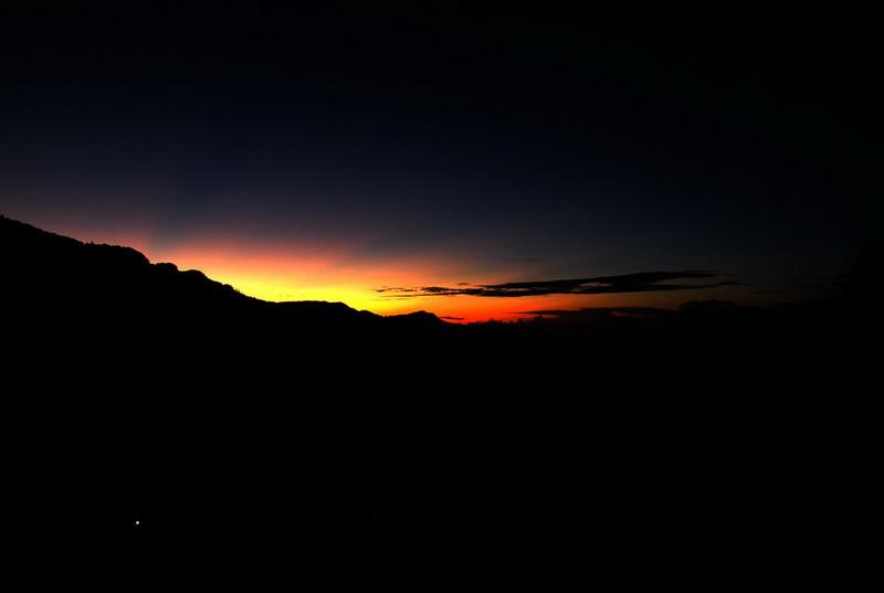 南橫系列-天池~向陽