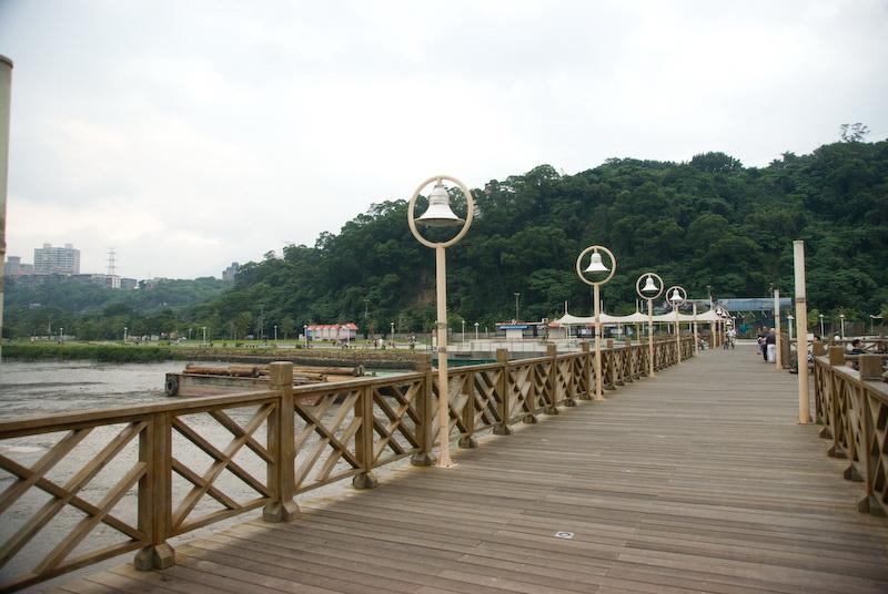 關渡水岸公園