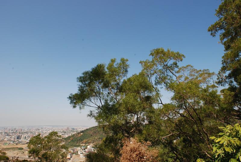 台中大坑風景區