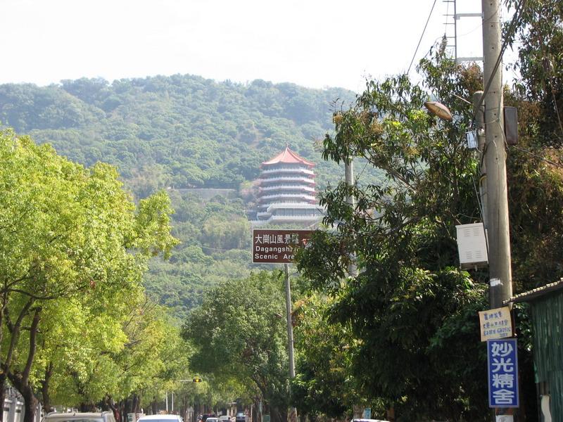 大崗山風景區
