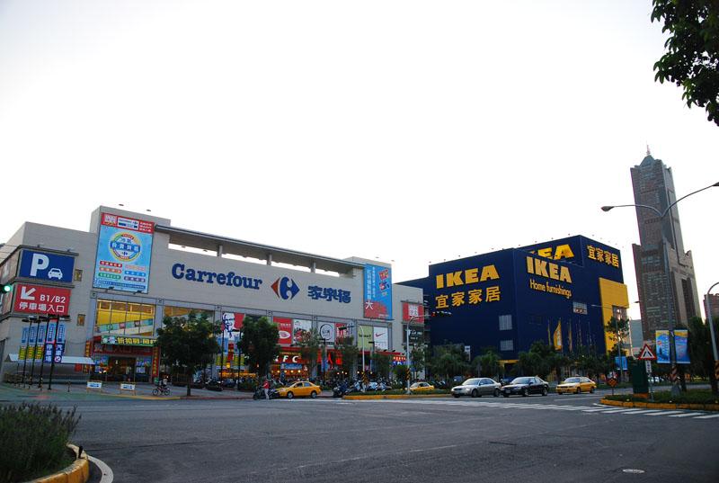 夢時代購物中心-Dream Mall