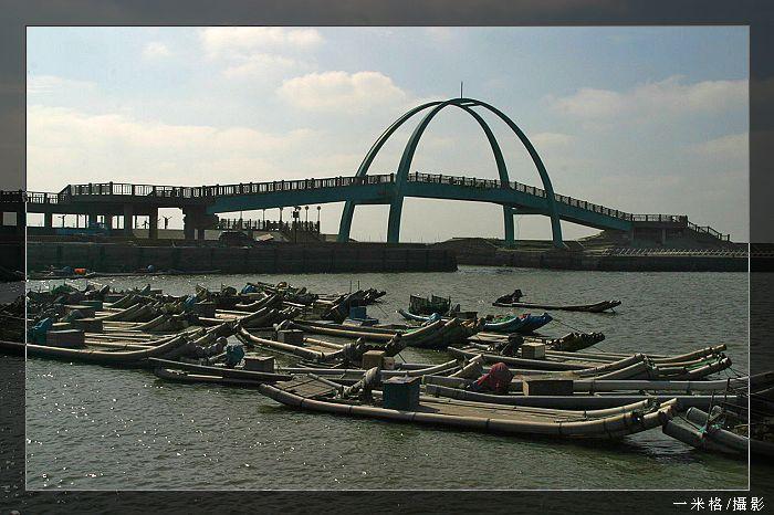 王功漁火碼頭