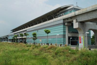 高捷系列-R22青埔站
