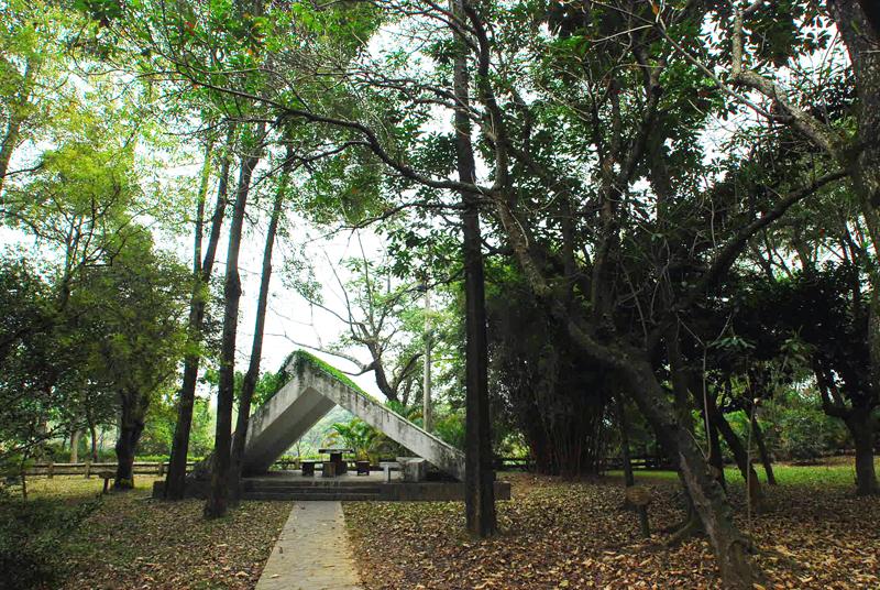台大熱帶植物園