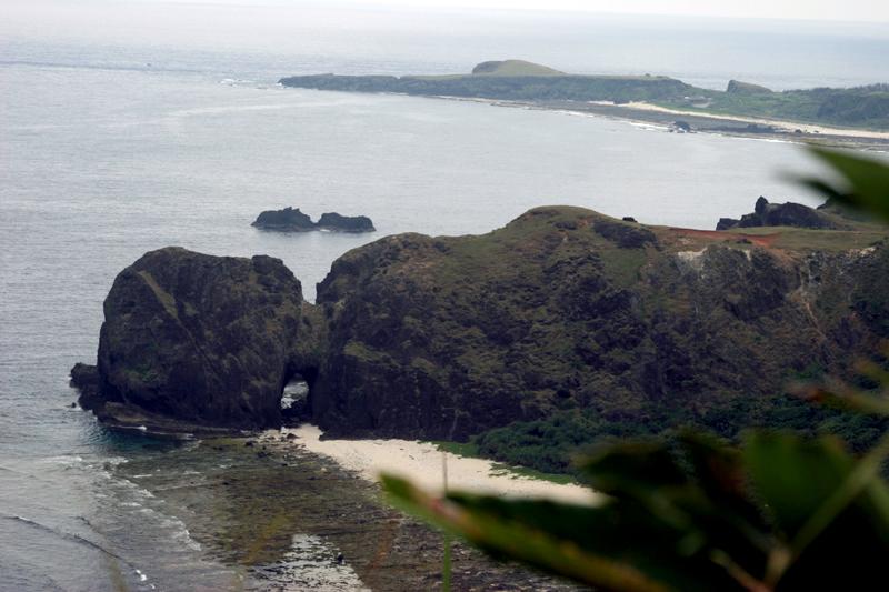 綠島系列-海蔘坪