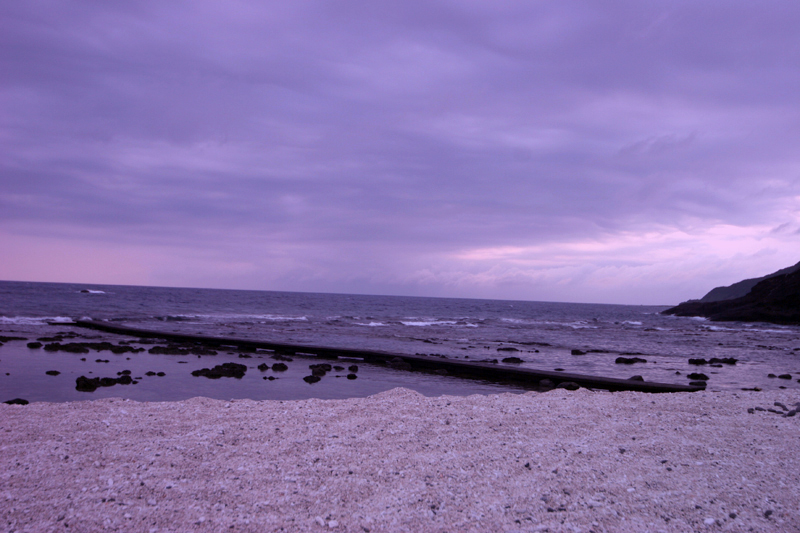 綠島系列-紫坪+大白沙