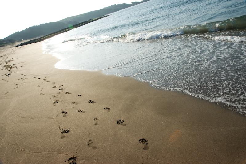 北海岸白沙灣
