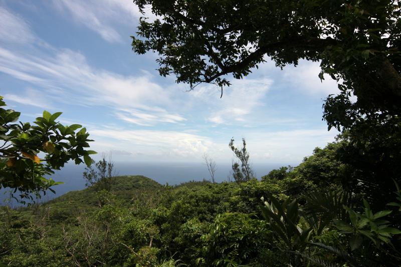 綠島系列-火燒山