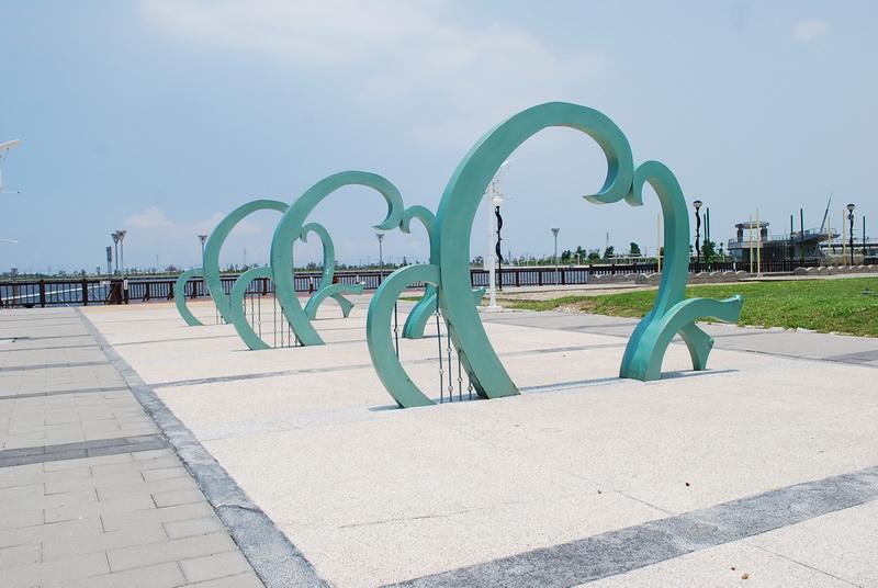 興達港情人碼頭