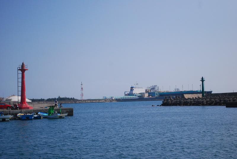 永安永新漁港