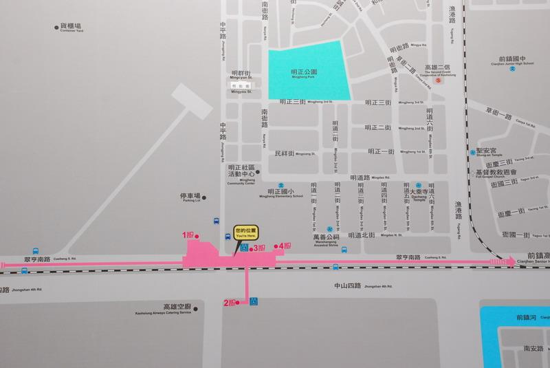 高捷系列-R4A草衙站