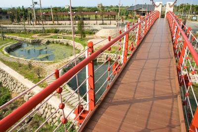 三芝根德水車公園