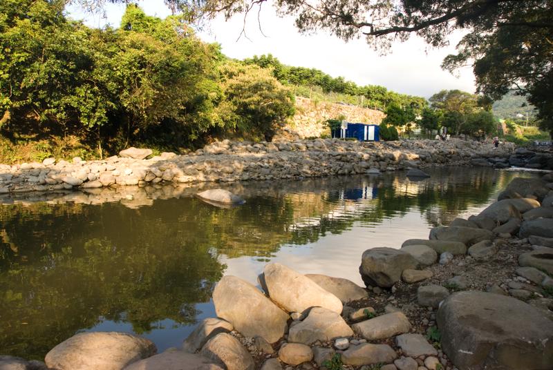 八連溪水車園區