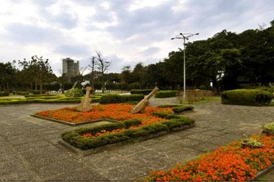 台北萬華青年公園