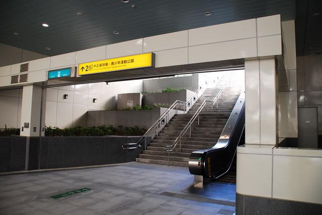 高捷系列-O9技擊館站