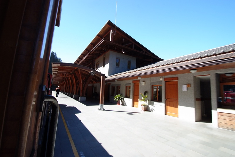 阿里山系列-阿里山車站