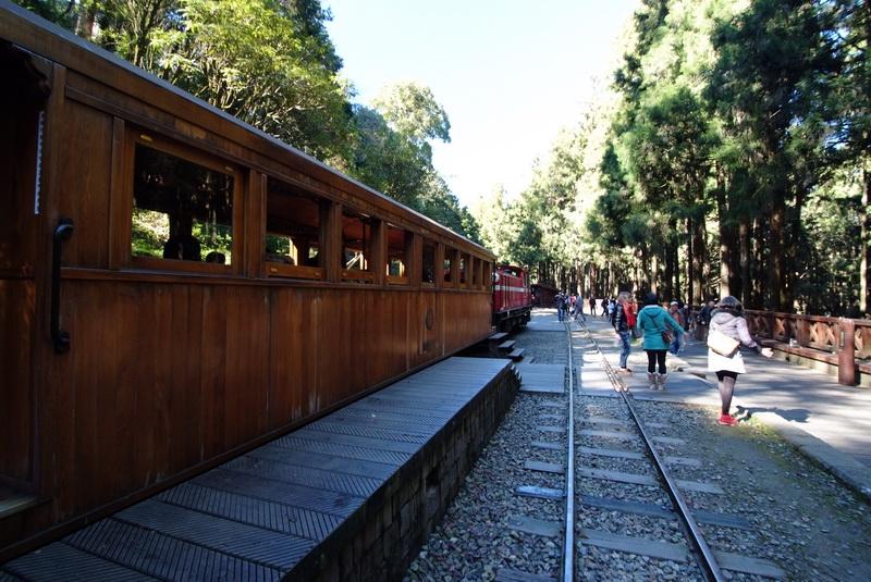 阿里山系列-神木車站