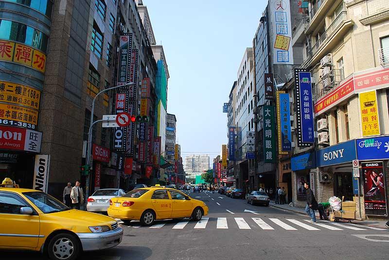 台北博愛路相機街