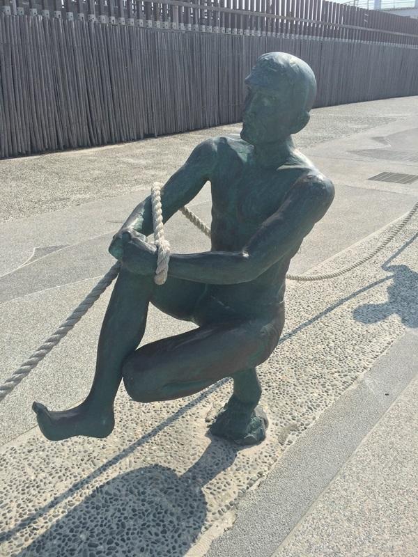 東石漁人碼頭♬