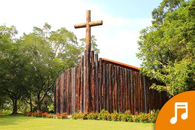 加利利漂流木方舟教堂♬
