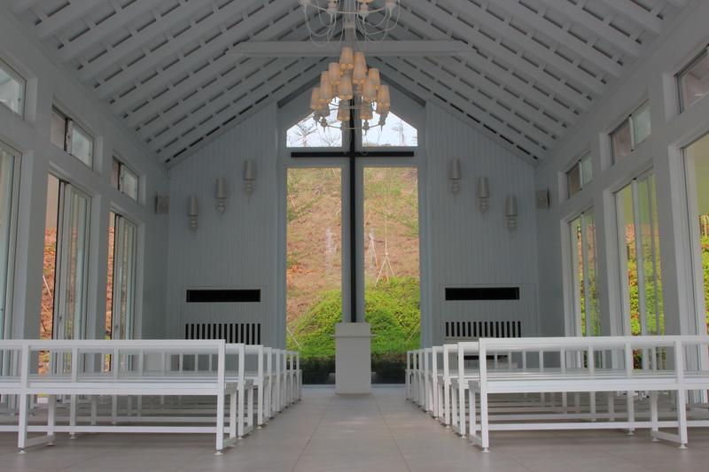 白色教堂♬