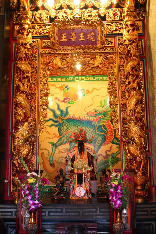 屏東聖帝廟♬