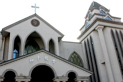 屏東和平教會青年牧區