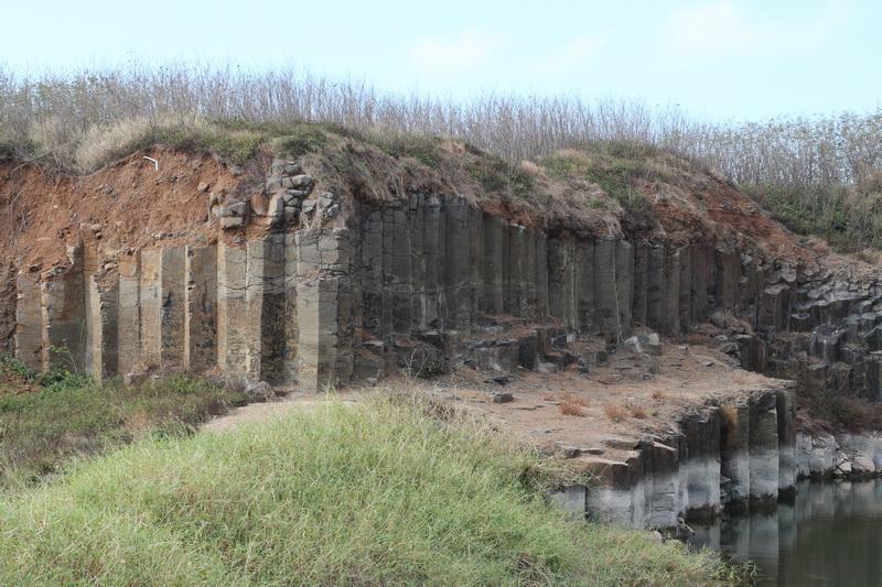 澎湖系列-三石壁