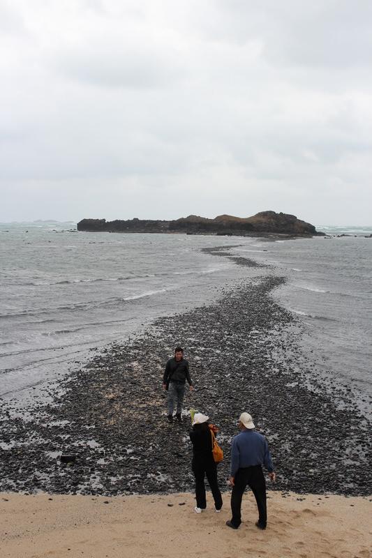 澎湖系列-奎壁山海底步道♬