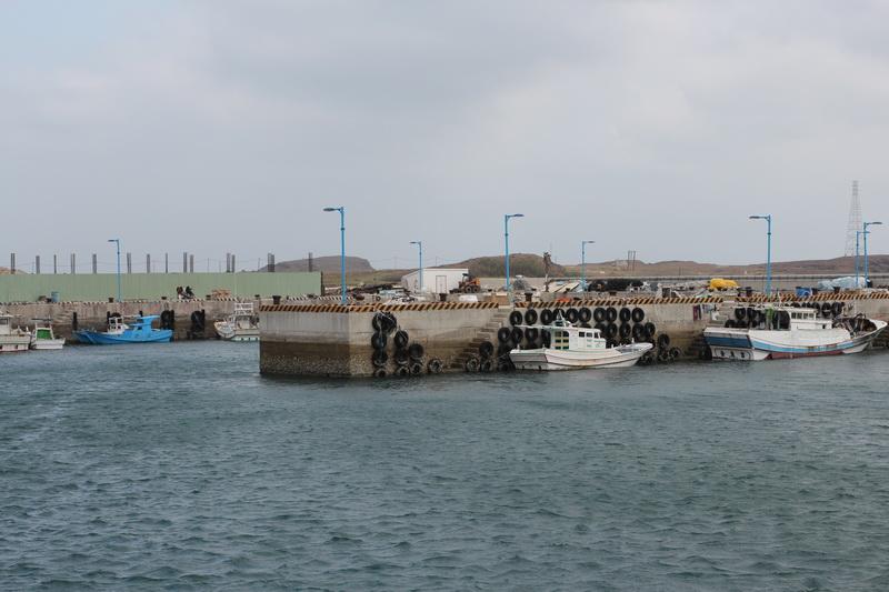 澎湖系列-望安碼頭