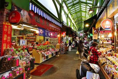 三鳳中街觀光商圈