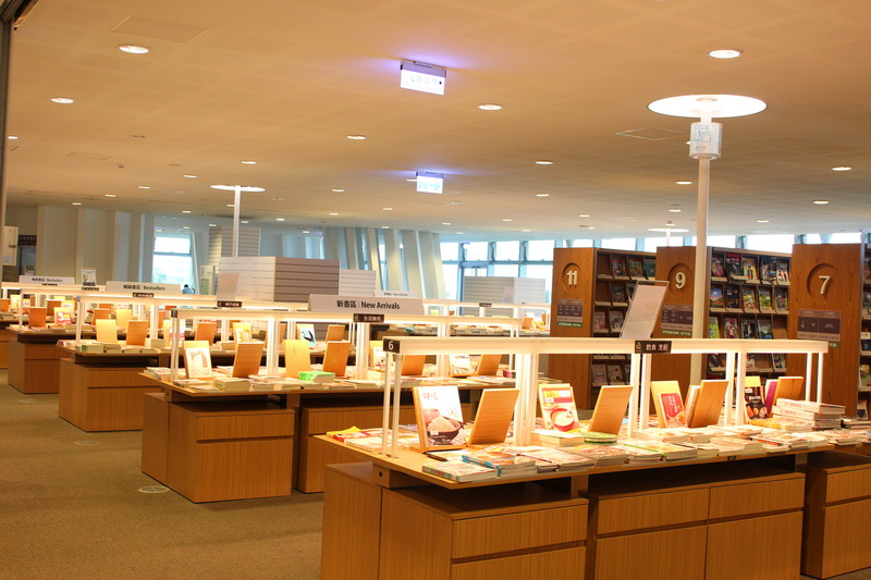 高雄市立圖書館總館♬