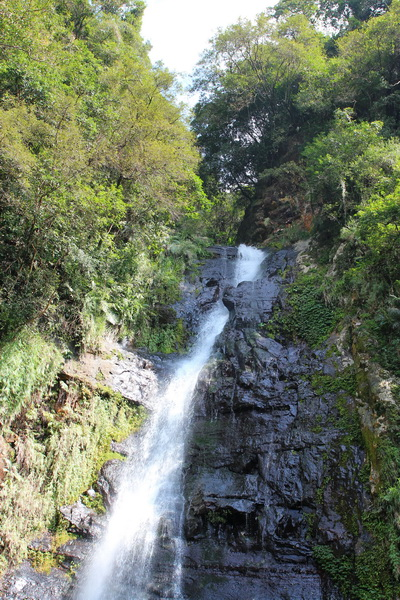 五旗峰瀑布