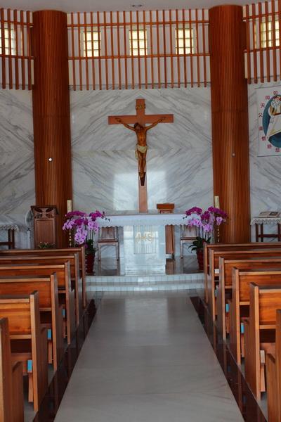 五旗峰聖母教堂