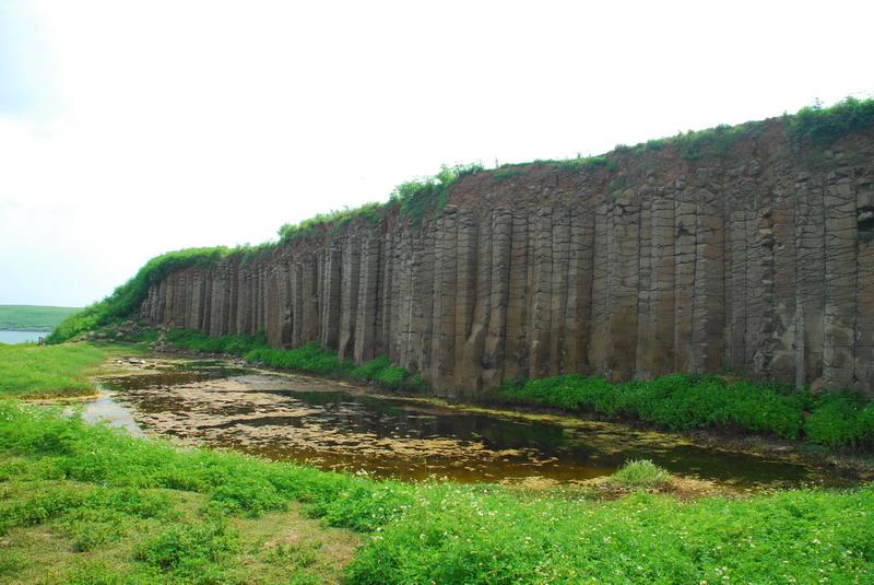 澎湖系列-大菓葉石壁♬