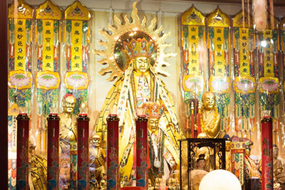 艋舺地藏王爺廟