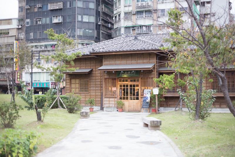 艋舺西本願寺