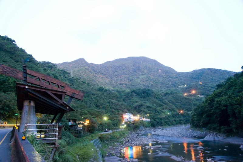 烏來風景區