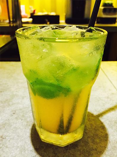 9倉酒吧-莫西多