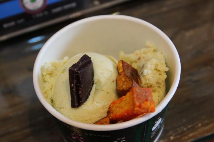 辣椒冰淇淋