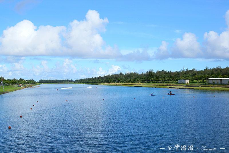 台東 活水湖