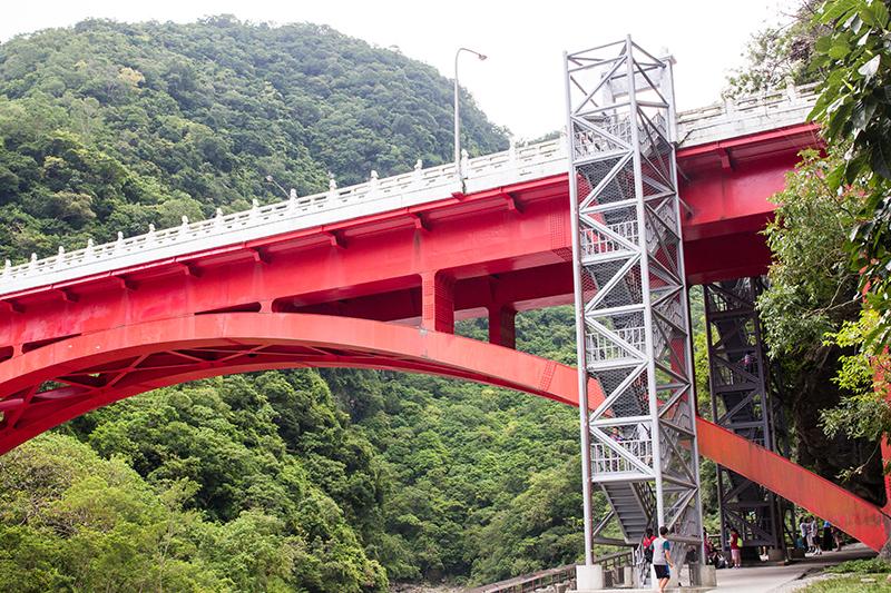 砂卡礑步道 (9 - 84)