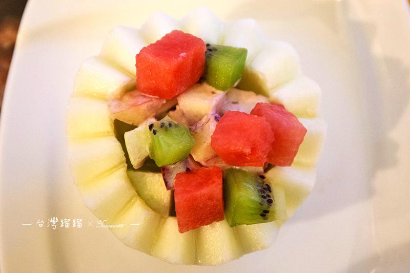 湶民 水果 創意料理