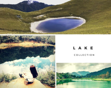 【湖泊│秘境】澄澈如鏡,如夢似幻的9個水漾湖泊,驚豔到無法喘氣,重點是在台灣通通看得見!