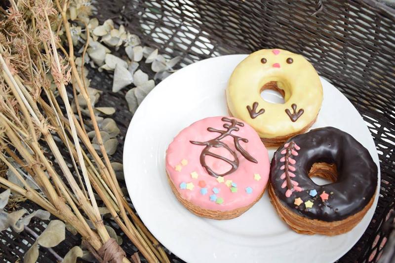 甜甜圈 台南 甜點 千層